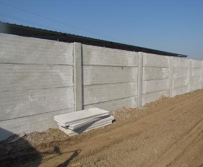 水泥板围墙多少钱一米