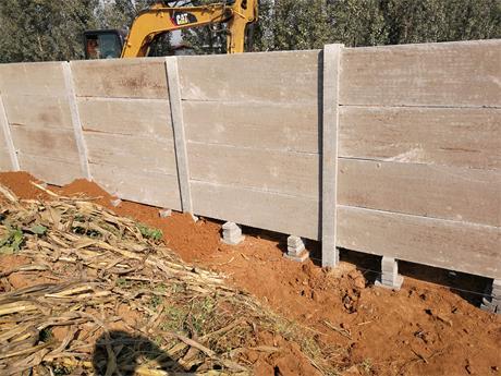 水泥围墙板价格