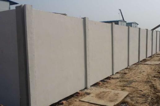水泥板围墙多钱一米