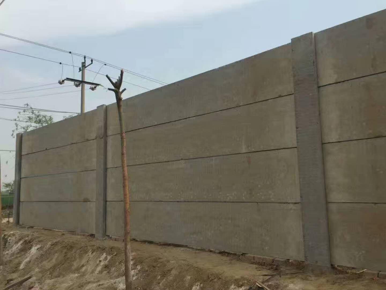 河南水泥板围墙