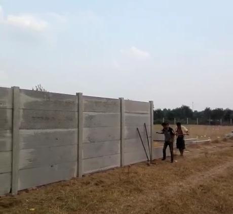 山西预制围墙价格