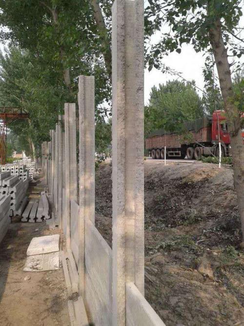 预制水泥围墙立柱