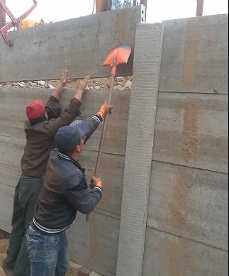 预制水泥围墙价格